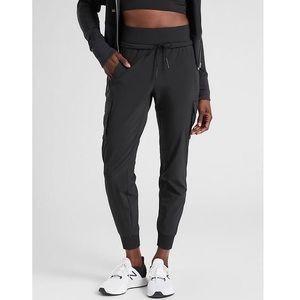 Athleta | Sutton Jogger Pants Black Size 16